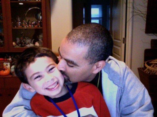 Kissing Henry