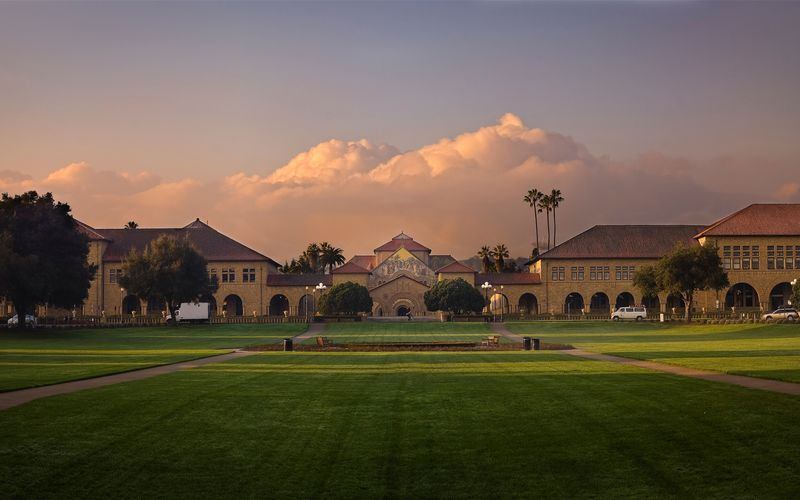 Stanford at Sunrise