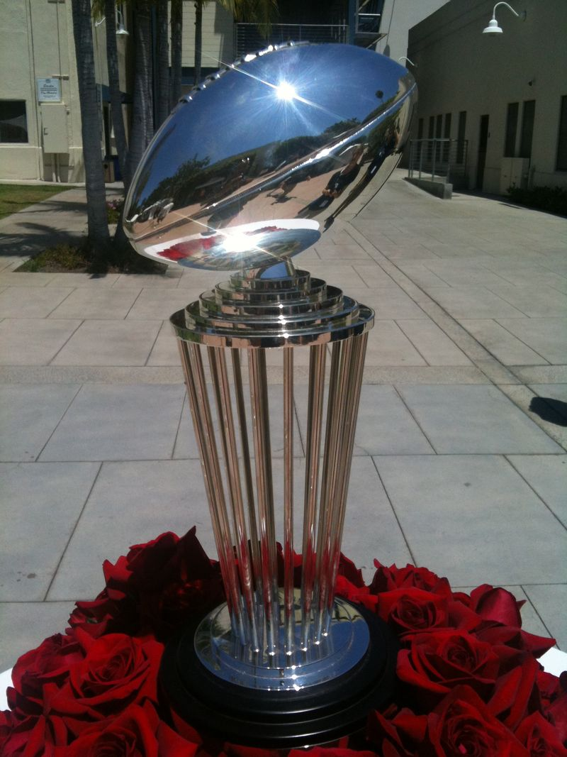Pac-12-trophy